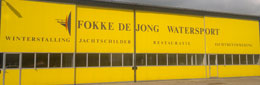 Fokke de Jong Watersport